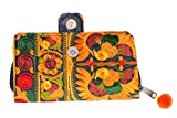 Pacific - Travel wallet, Damen Portemonnaies , Geldbörse ,Geldbeutel , Portemonnaie (orange)