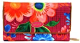 Russian Rose - L Wallet Fuchsia