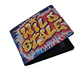 Wild Style Graffiti Hip Hop Wallet Mens / Womens by Underground Kulture