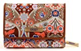 Oilily Summer Mosaic S Wallet Fig