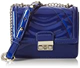 Morgan Damen 171-2surpo.a Brieftasche, Blau (Bleu 300), 19x10x3 cm