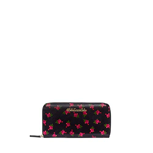 Rebel Rose small wallet, One size, Black