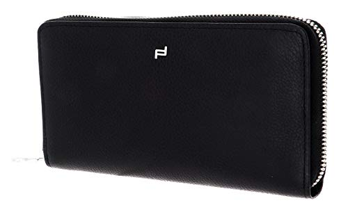 Porsche Design French Classic 4.1 Purse LH15Z Black