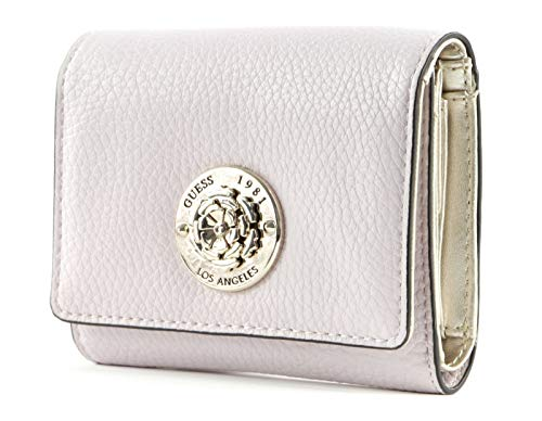 Guess Belle Isle SLG Small Trifold Lilac