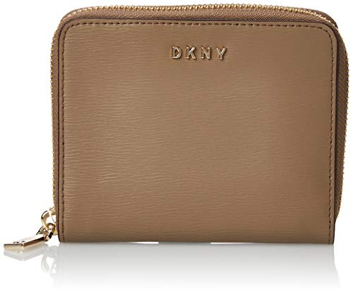 DKNY Bryant Small Zip Around S Dune