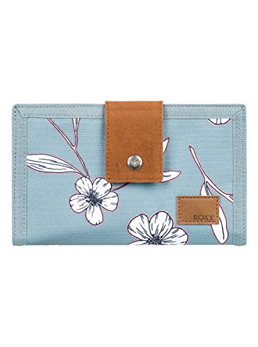 Roxy Work For Us - Bi-Fold Leather Wallet for Women - Frauen