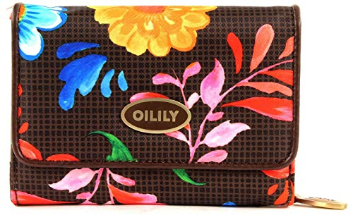 Oilily 'Russian Rose S Wallet Walnut' Geldbörse
