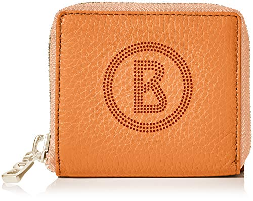 Bogner Damen Sulden Dama Purse Sh6z Geldbörse, Orange (orange), 1x9x10 cm