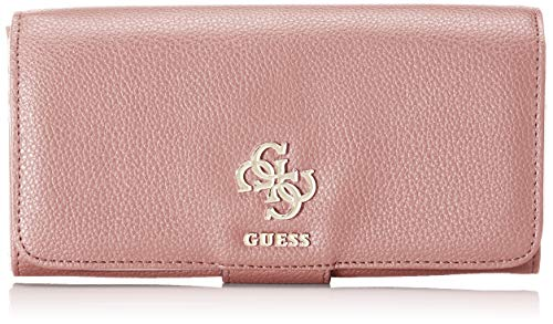 Guess Damen Digital Geldbeutel, Pink (Rosewood), 2x10x20 Centimeters