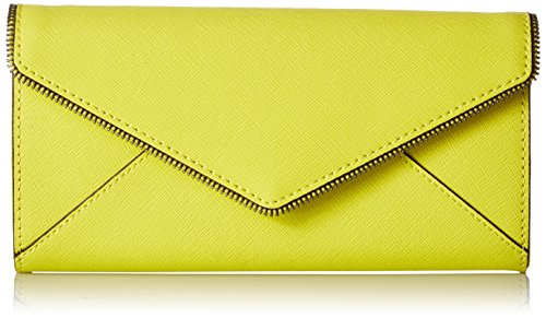 Rebecca Minkoff Cleo Wallet On A Chain, Limeade