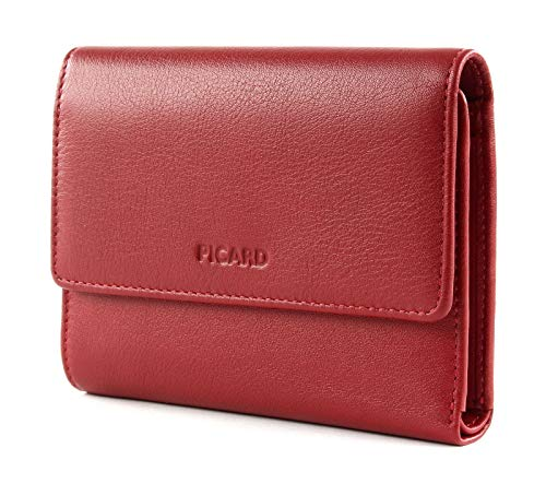 Picard Wonderl 1 Flap Wallet Red