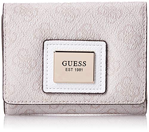 Guess Candace SLG Small Trifold Stone