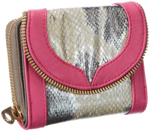 poodlebag® Exotic Remix Cash small pink Snake 3FL0313CASSP