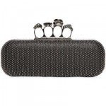 Guess Candence Clutch braun 16 cm