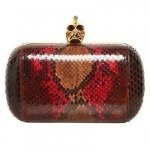Abro Clutch red