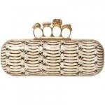 Abro Clutch light grey