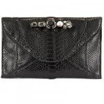 Guess Candence Clutch schwarz 16 cm