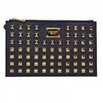 Golden Head Colorado Brieftasche Leder schwarz 12 cm