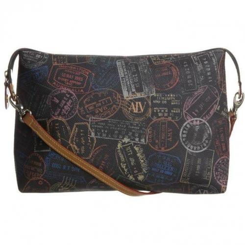 Alv by Alviero Martini Clutch indigo