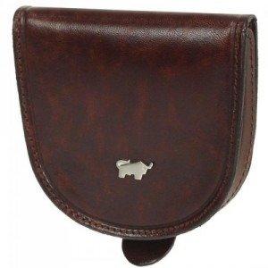 Braun Büffel Basic 8 Cm Geldbörse braun