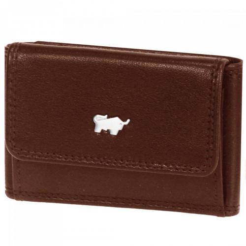 Braun Büffel Basic 9,5 Cm Geldbörse braun