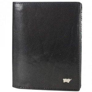 Braun Büffel Basic Geldbörse schwarz