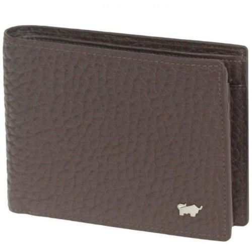 Braun Büffel Tough (12,5 cm) Geldbörse braun