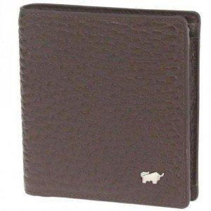 Braun Büffel Tough (9,5 cm) Geldbörse braun