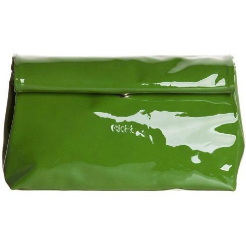 Bree Clutch grün