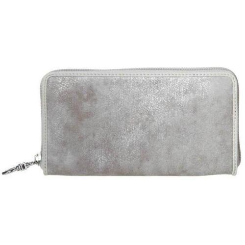 Calvin Klein Jeans Erin Geldbörse white silver