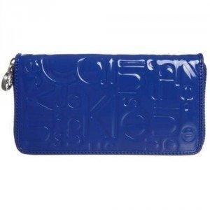 Calvin Klein Jeans Geldbörse blau