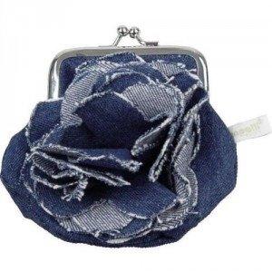 Capelli New York Jeans & Flowers Geldbörse blau