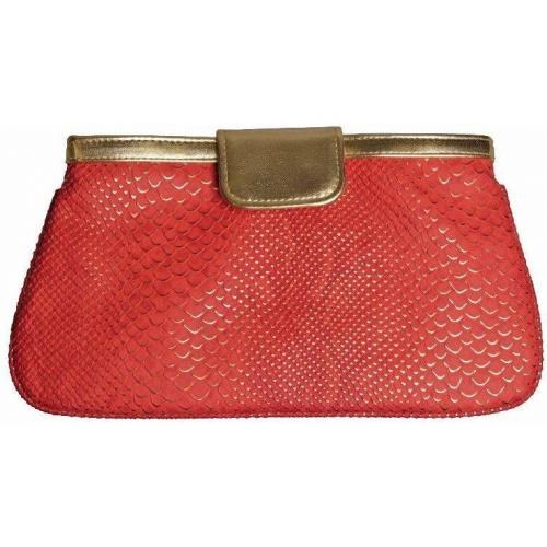 Capelli New York Minnow Clutch coral