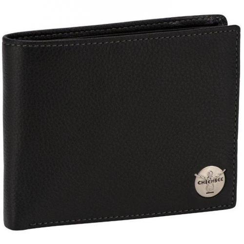 Chiemsee Three Geldbörse schwarz