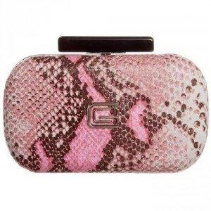 Class Roberto Cavalli Precious Clutch pink