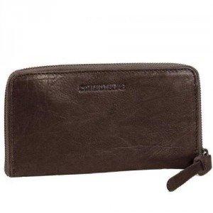 Cowboysbag Nancy (19 cm) Geldbörse braun