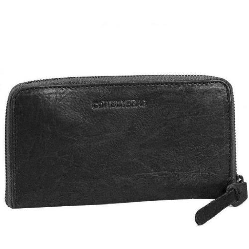 Cowboysbag Nancy (19 cm) Geldbörse schwarz