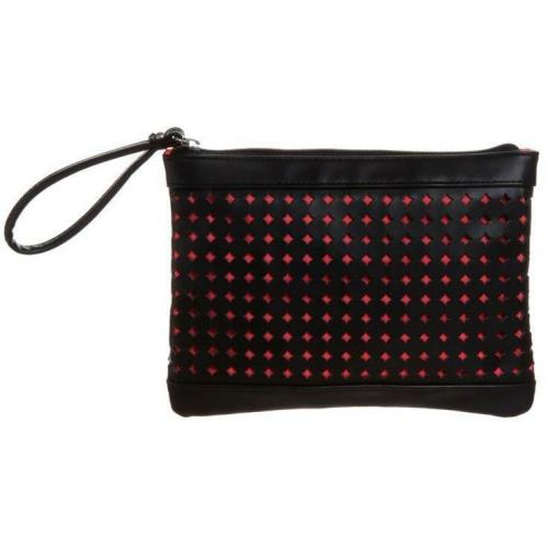 Even&Odd Clutch black/pink