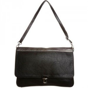 Even&Odd Laptoptasche Clutch black/silver