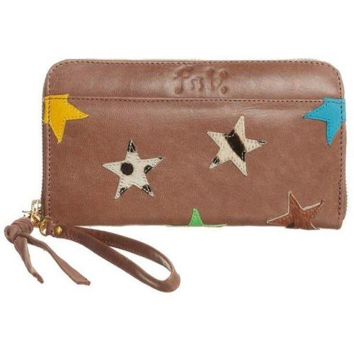 Fab Little Star Clutch tope red