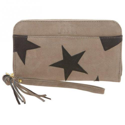 Fab Star Love Purse Geldbörse avocado & black