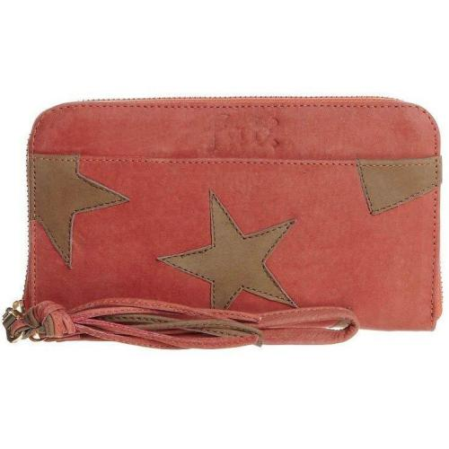 Fab Star Love Purse Geldbörse orange