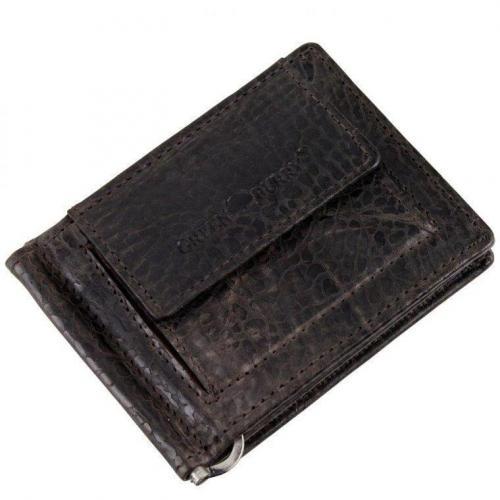 Greenburry Urban Vintage Geldbörse braun/ schwarz