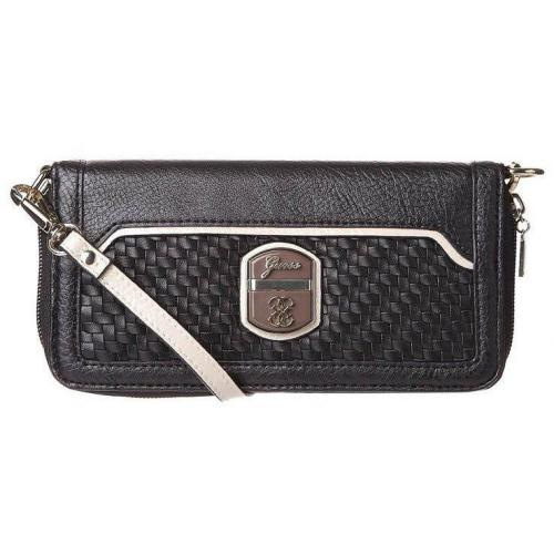 Guess Bachelorette Geldbörse black multi
