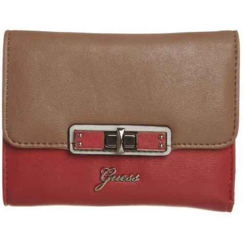 Guess Siggi Geldbörse red multi