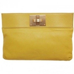 Joop! Nana Clutch light green