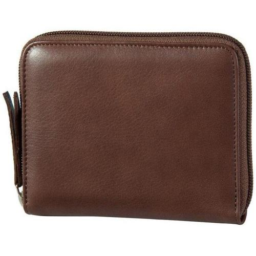 Jost Mono (12,5 cm) Geldbörse braun