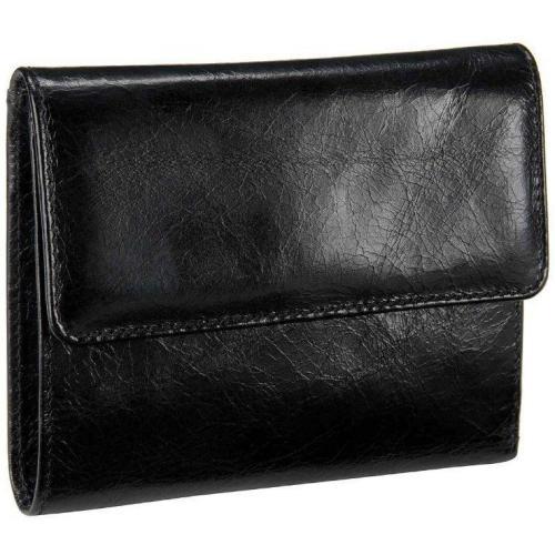 Jost Toronto (12 cm) Geldbörse schwarz