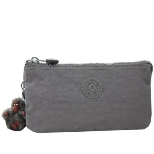 Kipling Creativity L (18,5 cm) Geldbörse gentle grey
