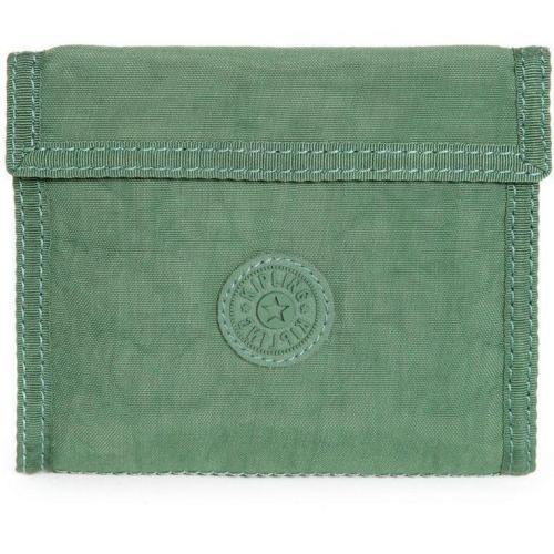 Kipling Futurist (13,6 cm) Geldbörse fir green